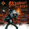 Derek Landy: Skulduggery Pleasant, Folge 1: Der Gentleman mit der Feuerhand